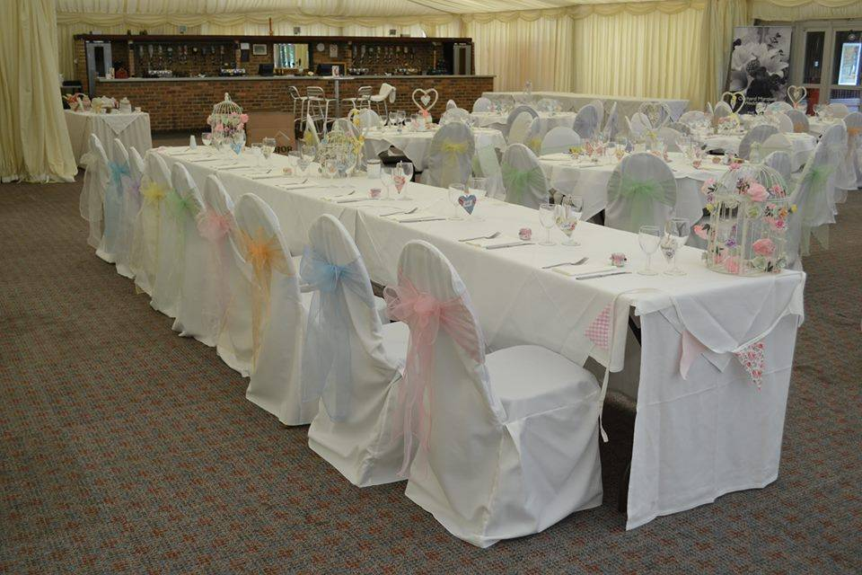 Forest of Dean Chair Cover