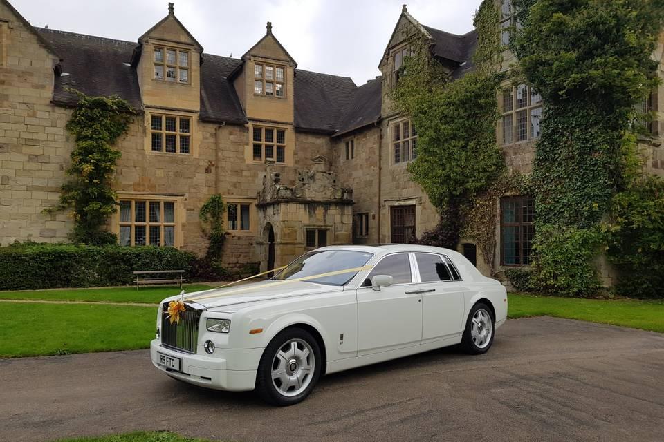 Wedding Cars Telford