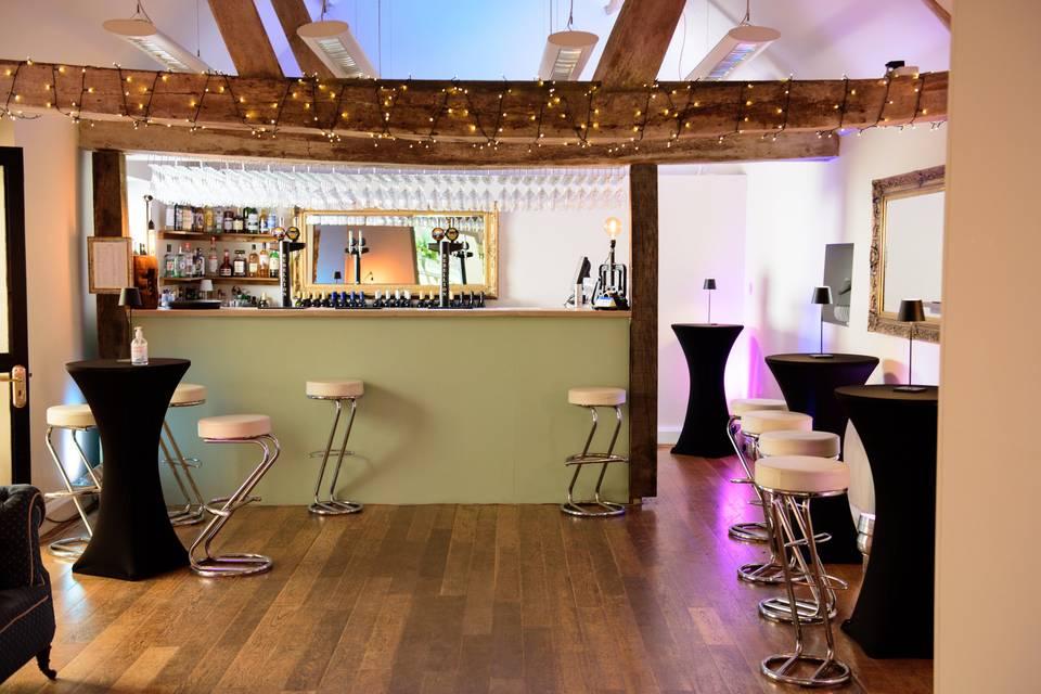 The Barn Bar at Monkton