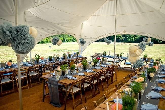 Marquee Weddings in Bucks