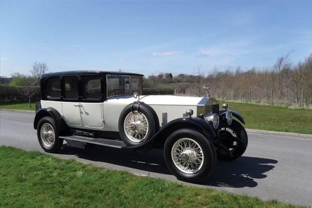 Rolls Royce Phantom 1 1929