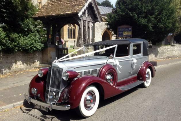 Packard Super 8 Sedanca De Vil