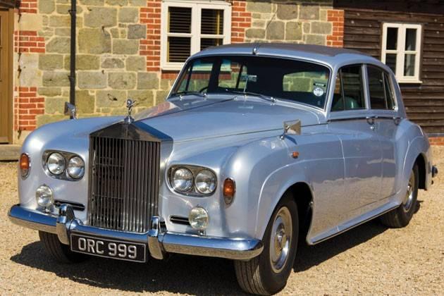 Rolls Royce Silver Cloud III 1