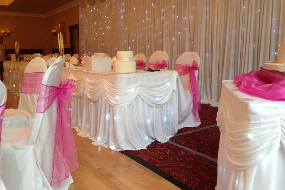 Wedding Chair Cover Boutique