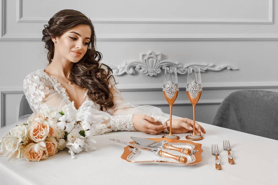 Gunerska Wedding Accessories