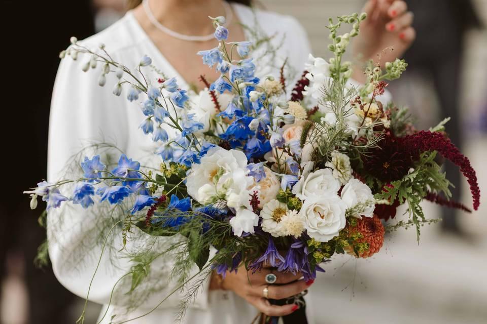 Charlotte's floral design