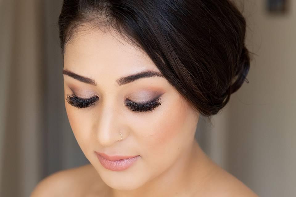 Bridal Radiant Makeup
