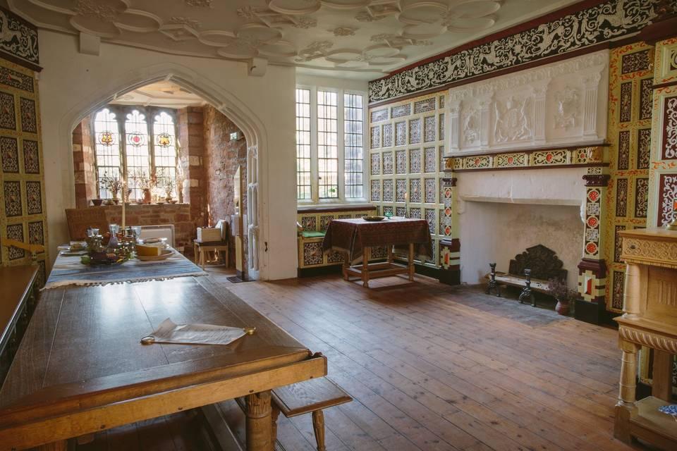 The Tudor Parlour