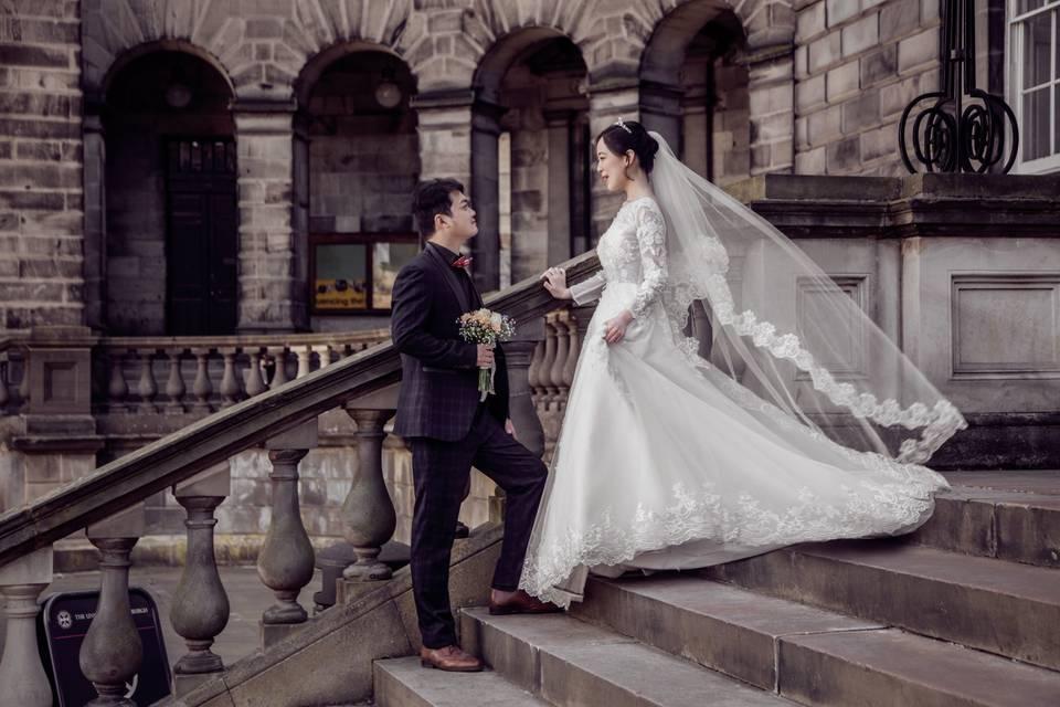 OHPromise Wedding