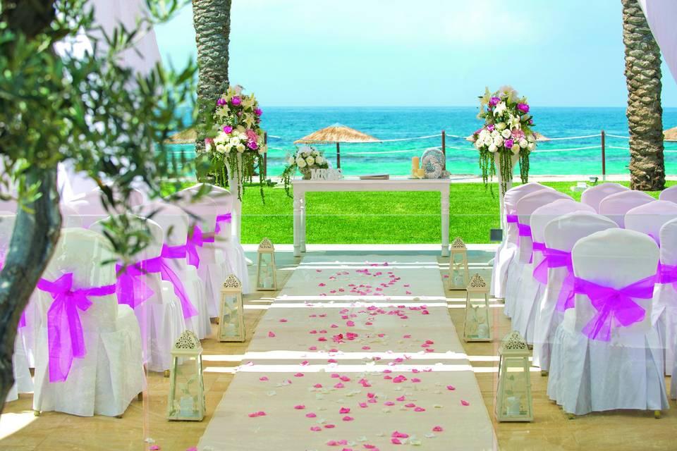 Aphrodite Weddings