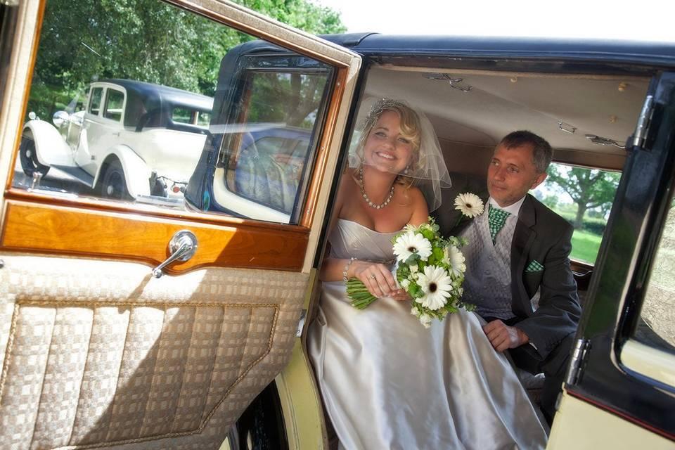Delighting brides