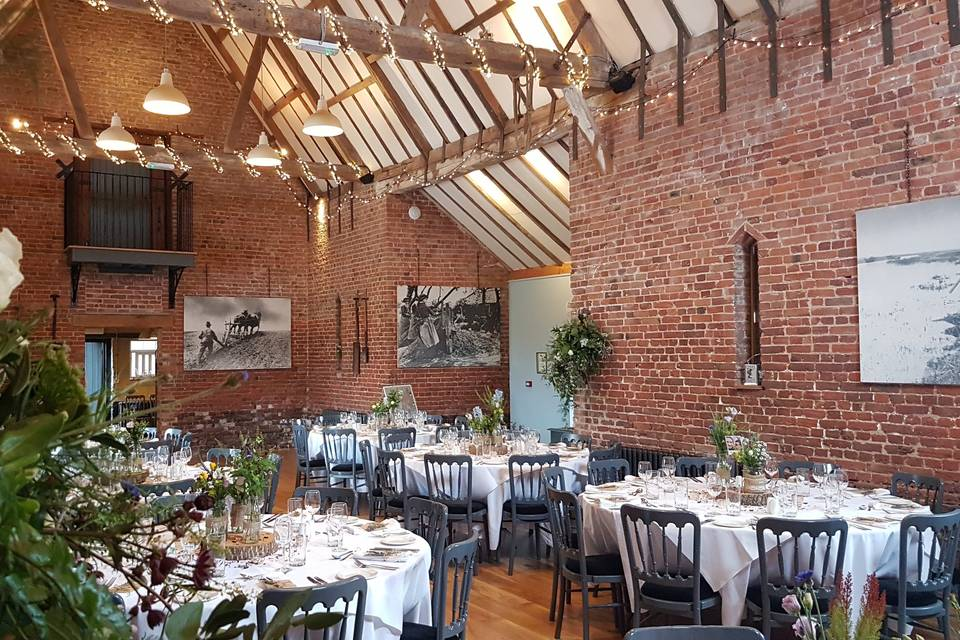 The Granary Wedding Barn 38