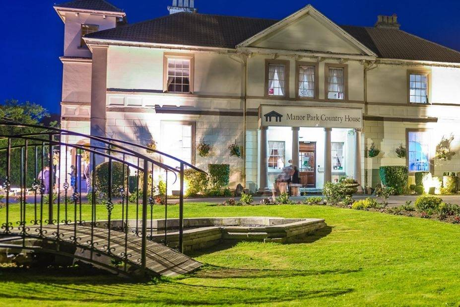 Manor Park Country House Hotel 3