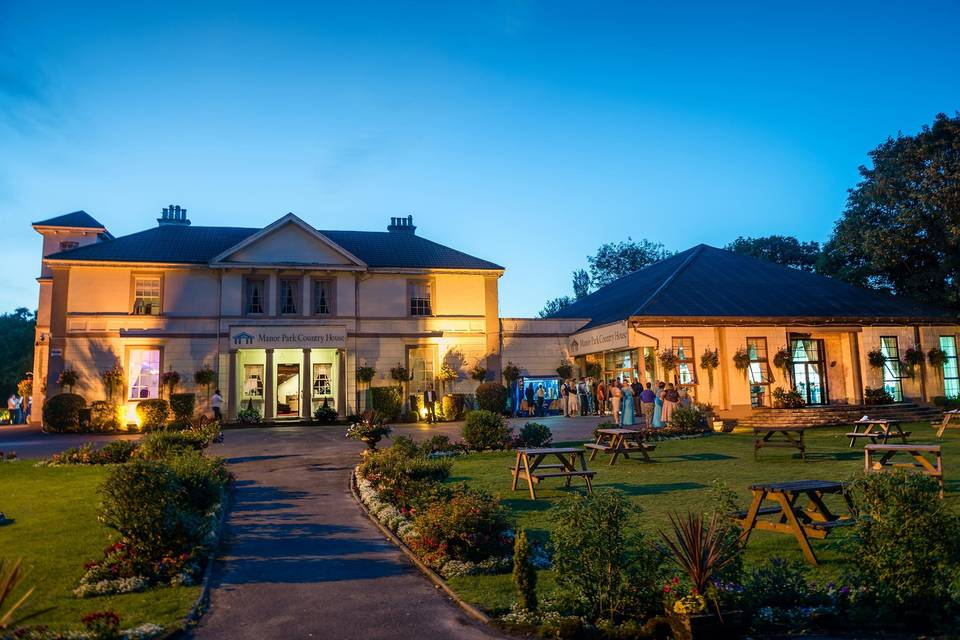 Manor Park Country House Hotel 10