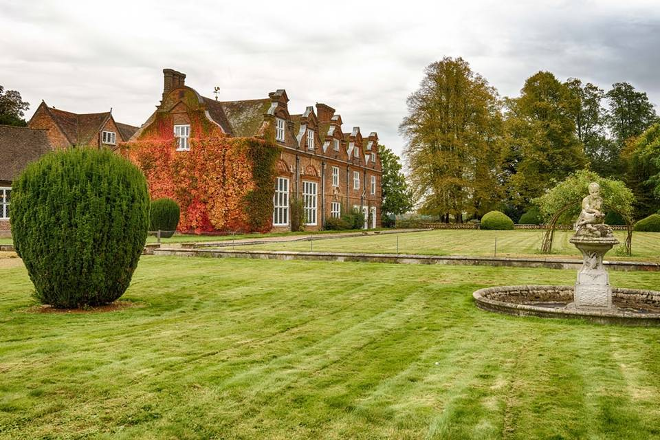 Rothamsted Manor 3