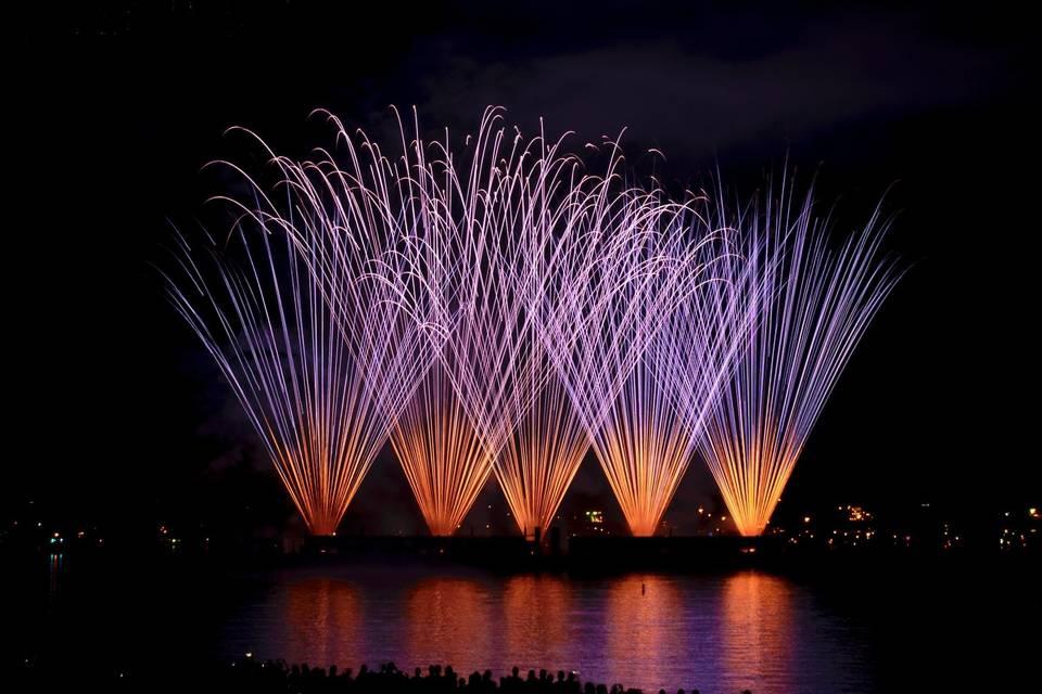 Fireburst Fireworks