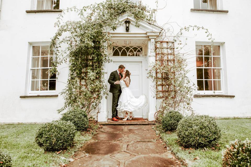 Stunning setting for nuptial celebrations