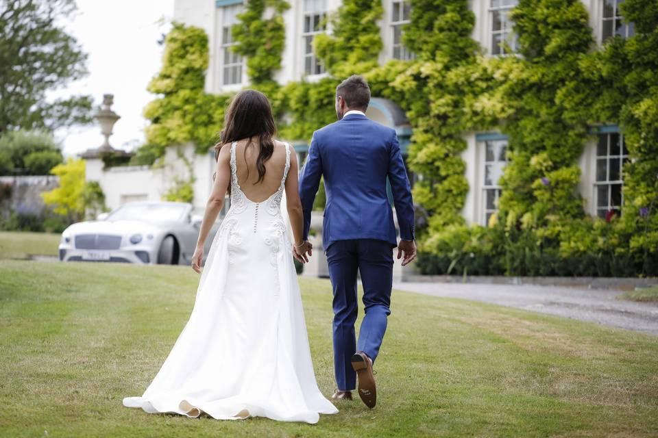 Create the Wedding of your Dreams at Gileston Manor Estate