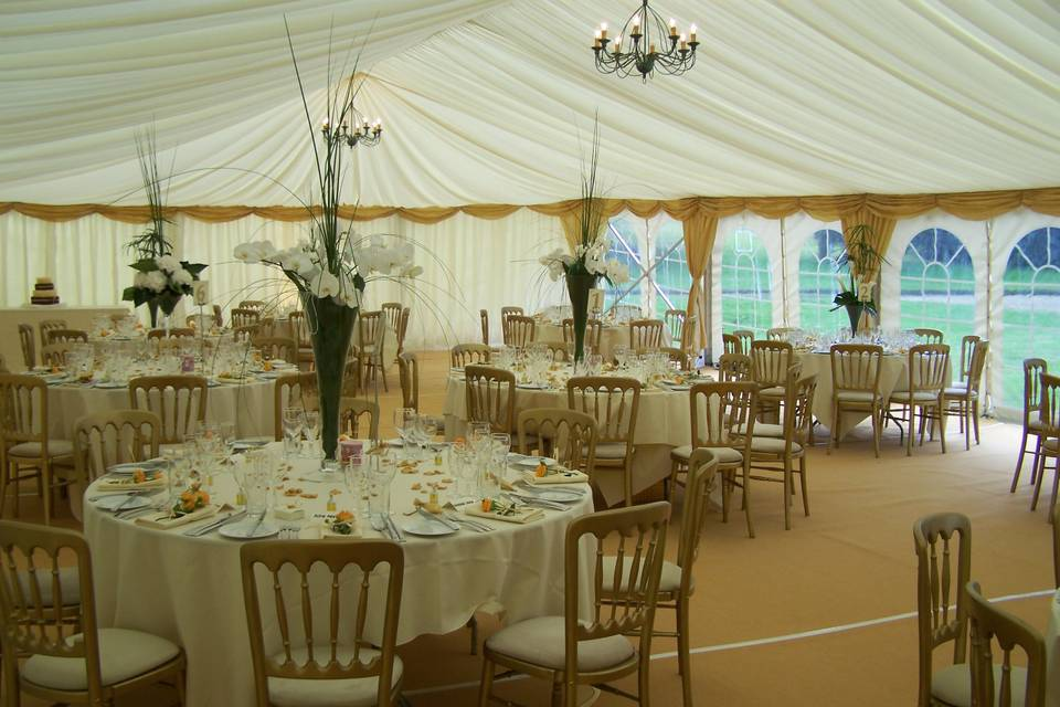 Coast and Country Marquees