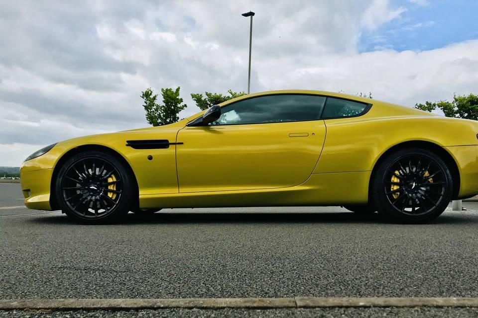 Maserati Hire