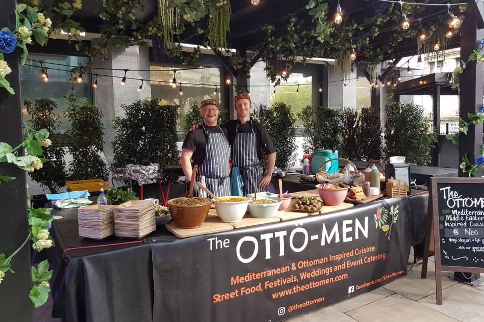 The Ottomen