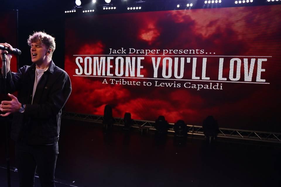 Lewis Capaldi Tribute