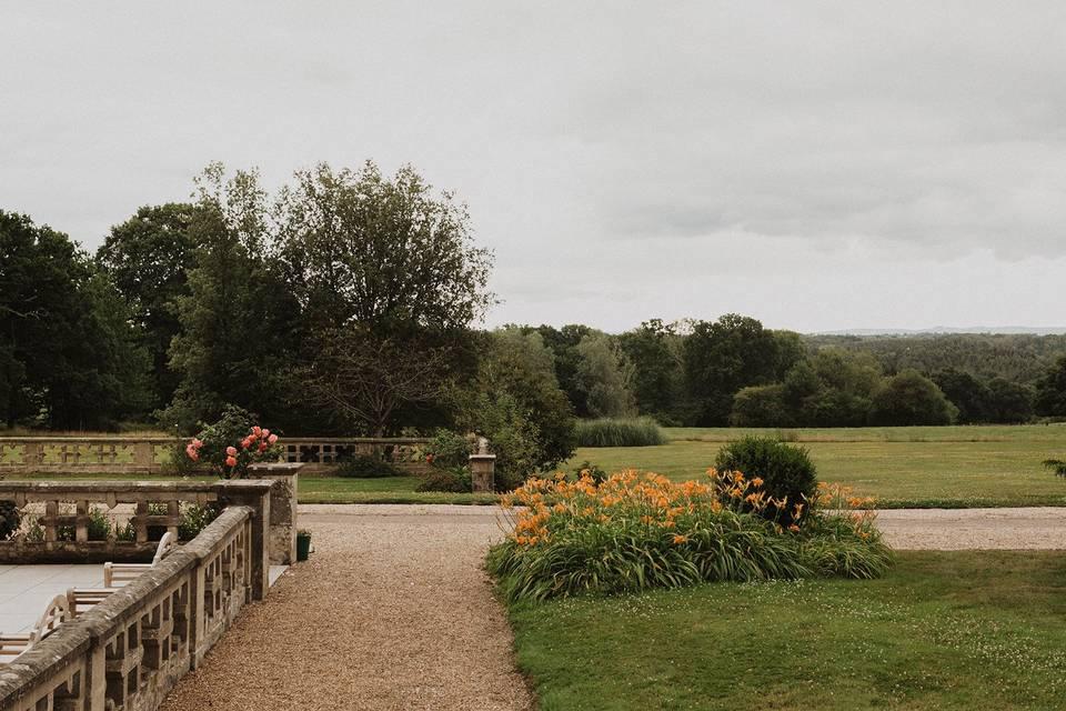 Balcombe Place, Gardens