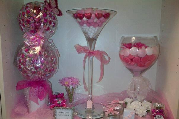 Sweet Seduction - Sweet Table