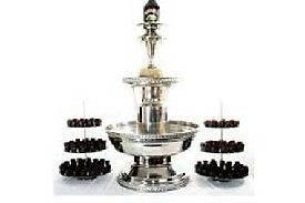 The baileys fountain