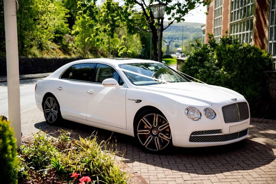 Prestige Car Hire Wales
