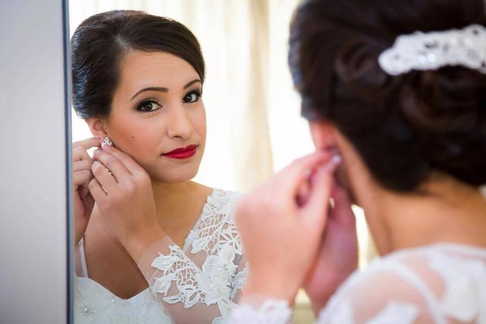 Victoria Fraser-Gadd Bridal Makeup and Hair