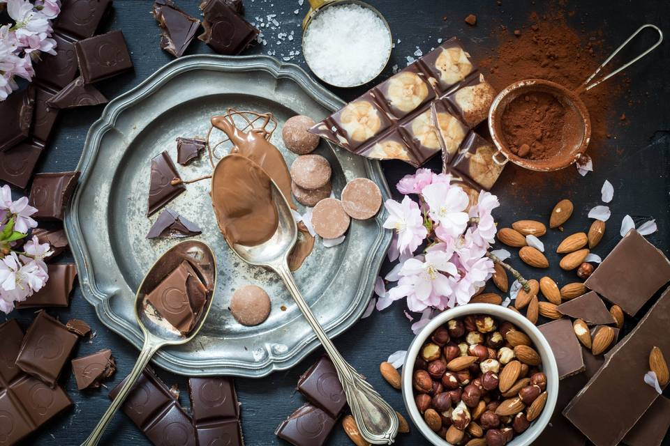 Sweets and Treats Lily O'Brien's Chocolates 14