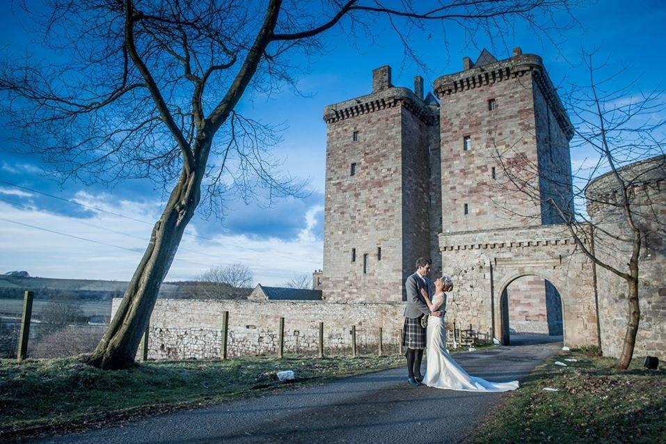 Borthwick Castle Exterior