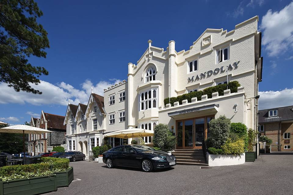 The Mandolay Hotel