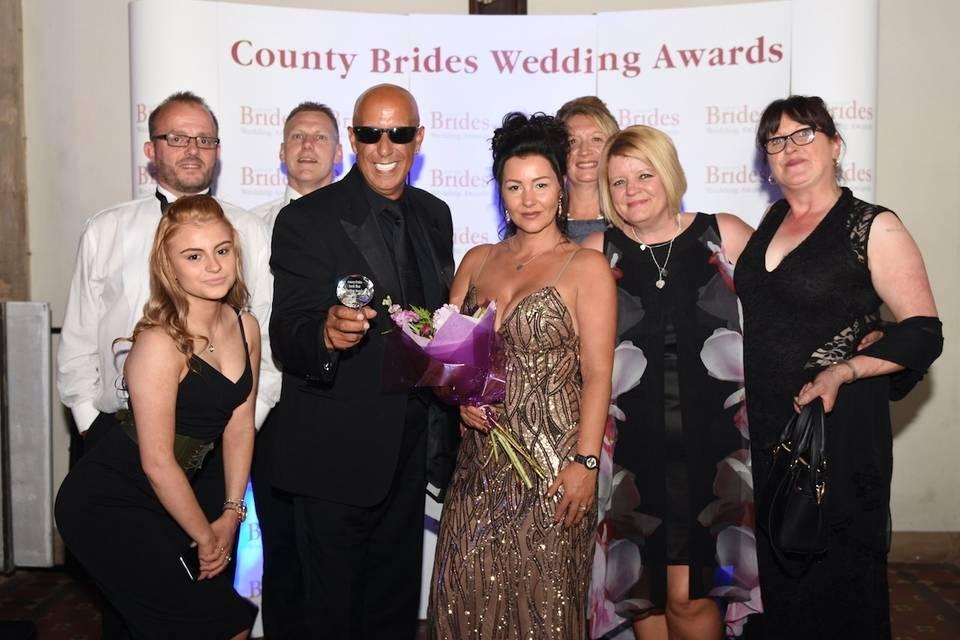 Ridgway Caterers award winners