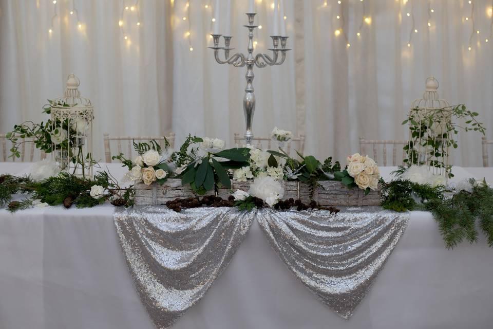 Definitive Weddings & Eventz