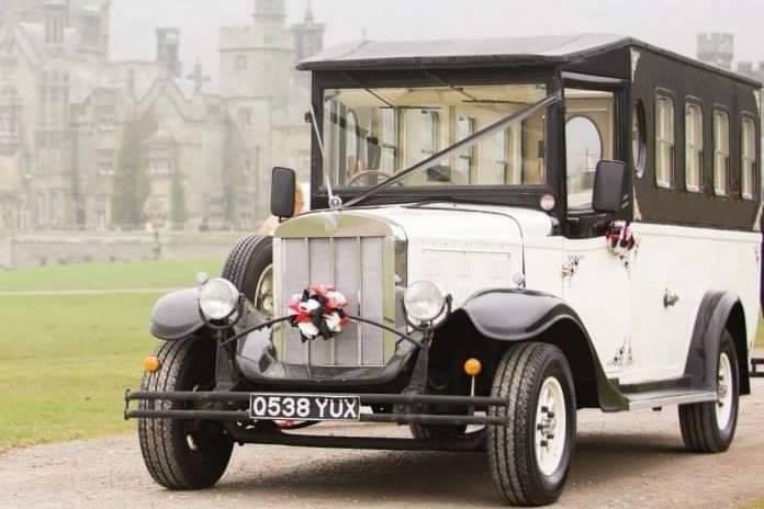 MC Wedding Cars