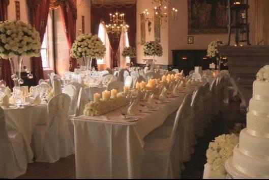 Peckforton wedding