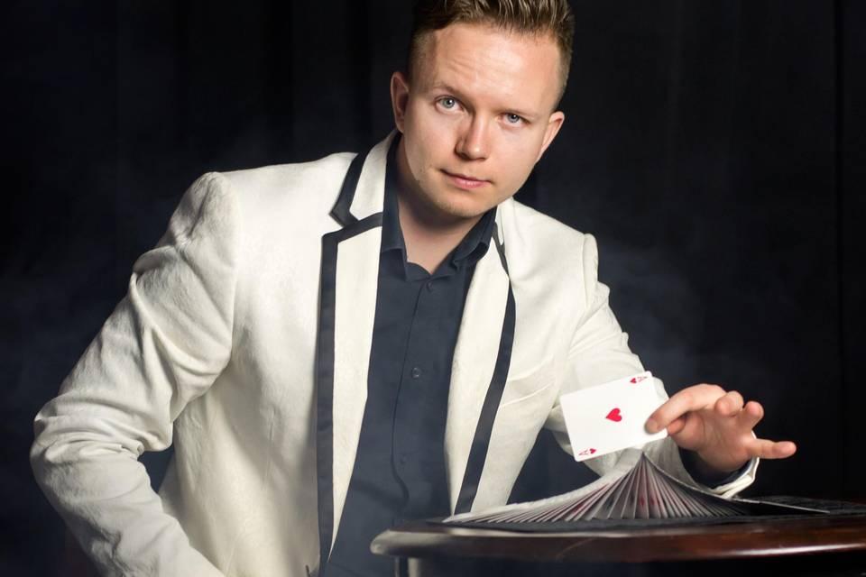 Magician Martin - Professional Magician - EXTRA GIFT! Top Entertainer