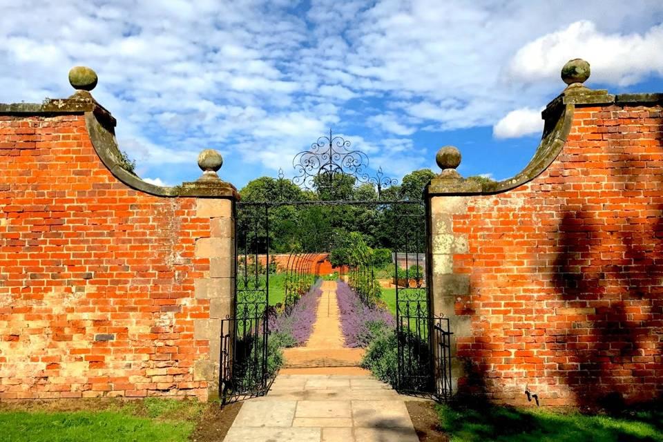 Thorpe Garden Entrance