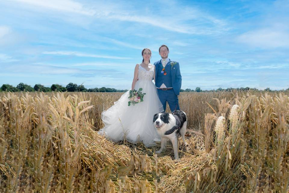 Hay Wedding