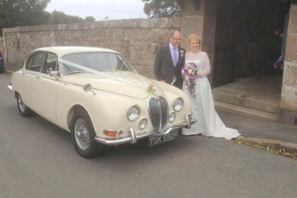 The Torbay Wedding Car Club
