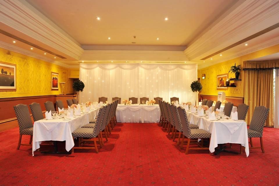 Weddings at Mercure York Fairfield Manor Hotel