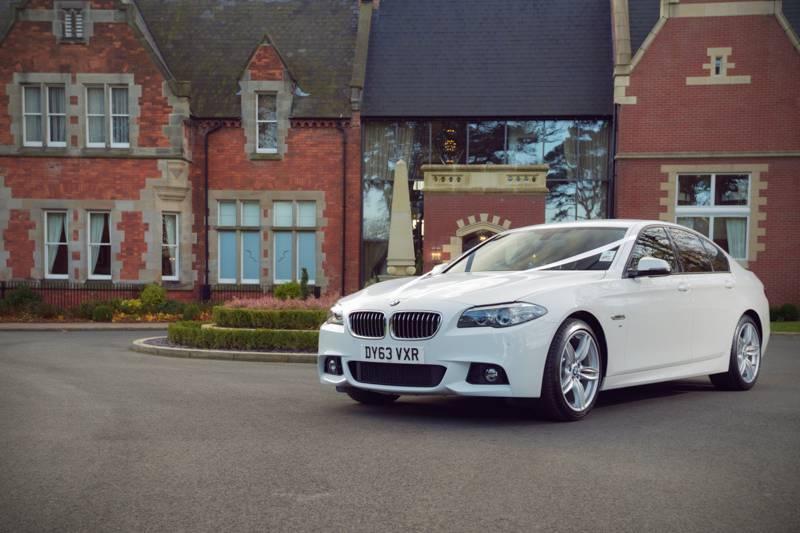 JLR Wedding Car Hire