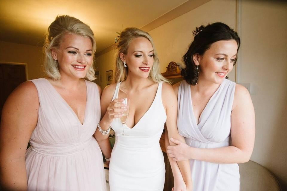 BridalGroom Hair & Make Up Artist