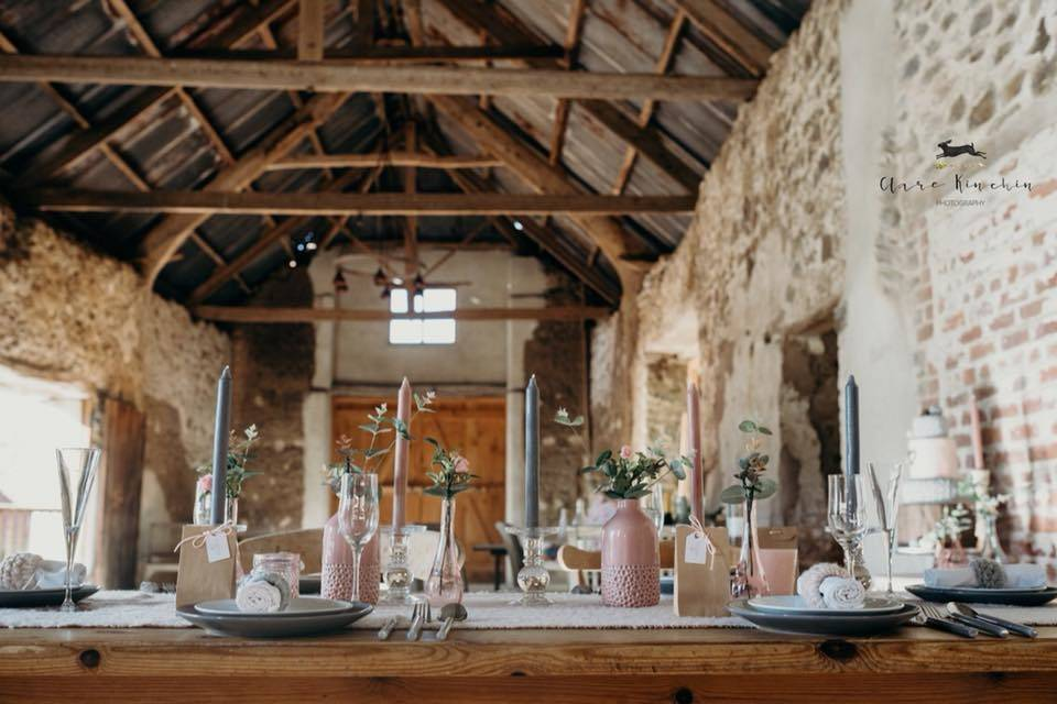 The Ashridge Great Barn 3