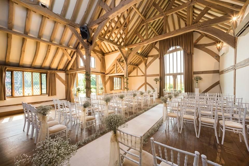 Bijou Weddings - Cain Manor 40