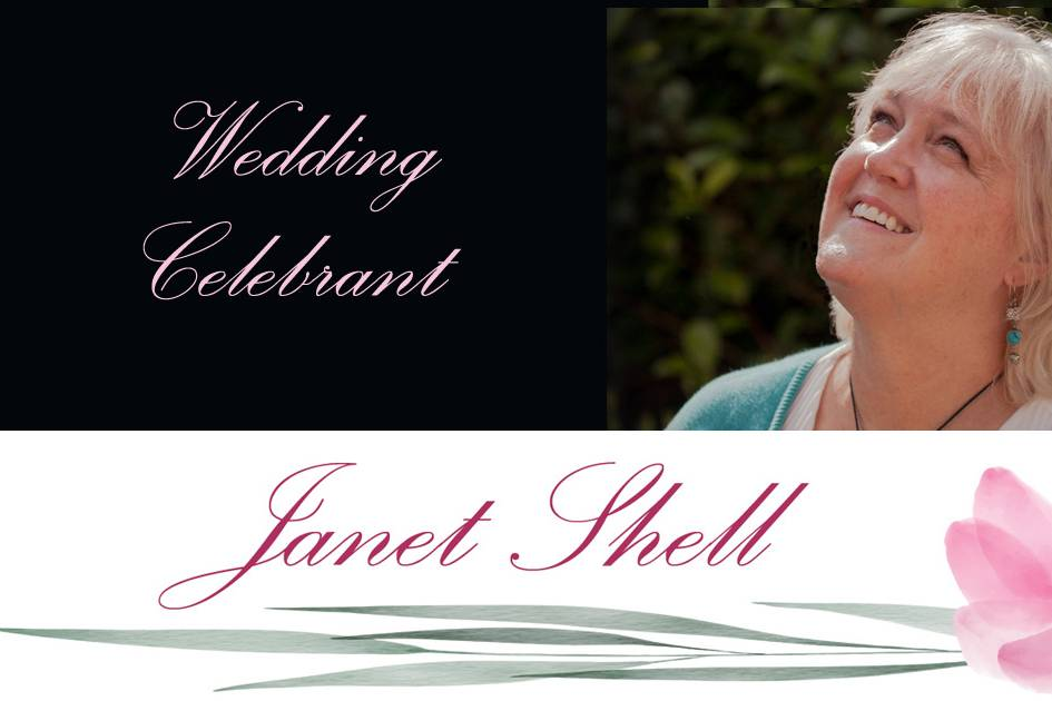 The only celebrant you need!