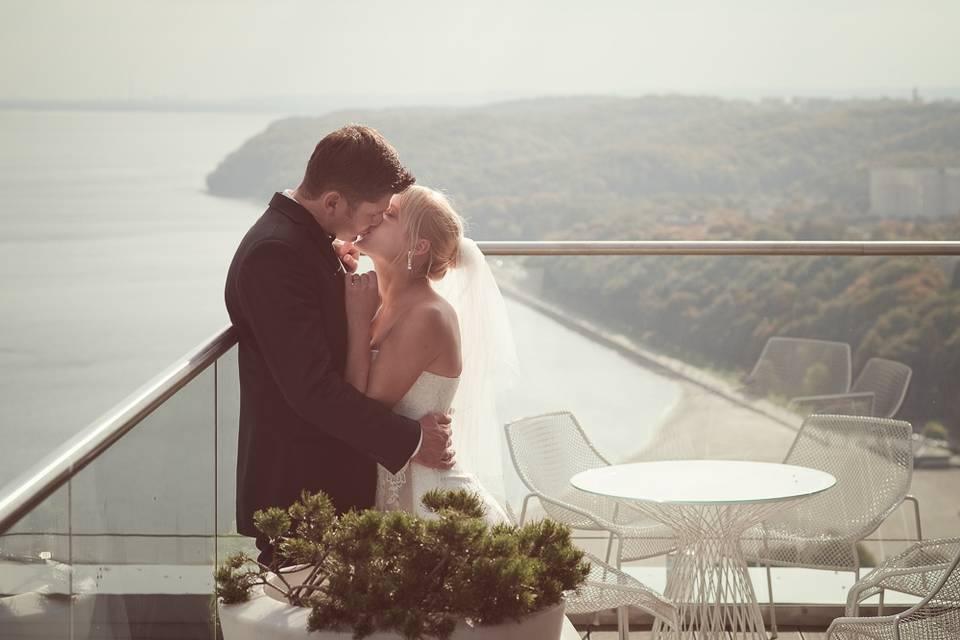 Oceanview wedding - Life Spot Photography