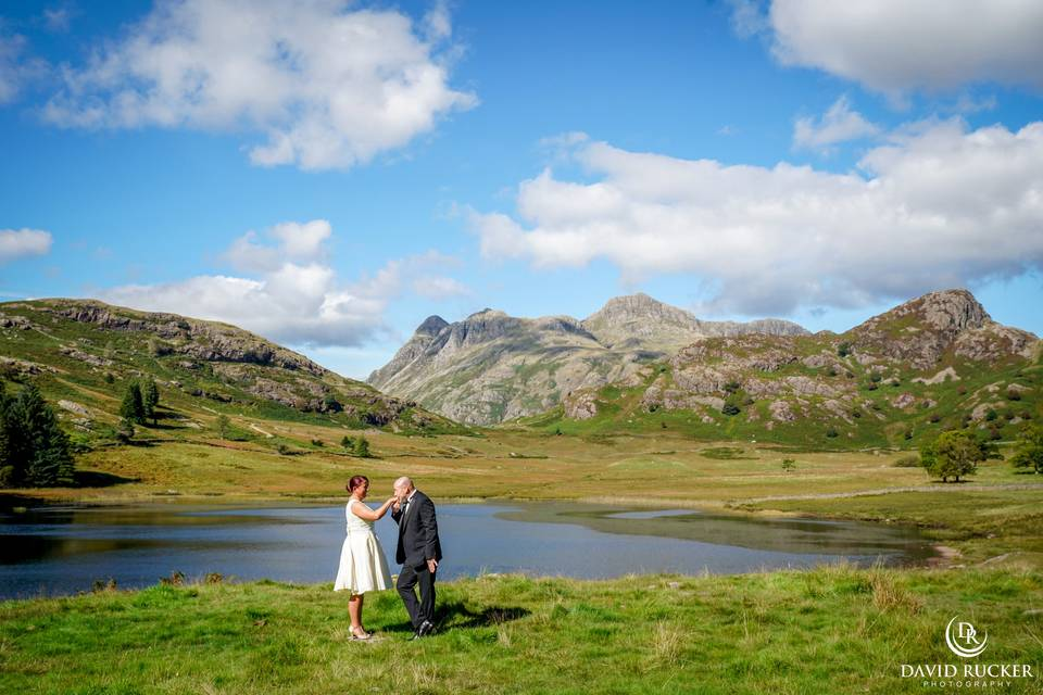 Sept elopement in The Lakes